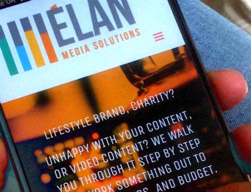 Practicing what we preach: new Elan website
